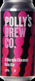 Polly's Brew El Dorado Ekuanot India Pale Ale
