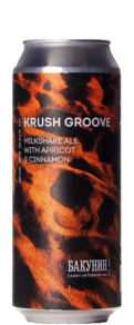 Bakunin Krush Groove