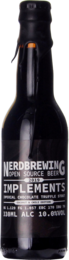 Nerdbrewing Implements Imperial Chocolate Truffel Stout