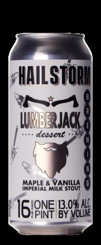Hailstorm Lumberjack Dessert