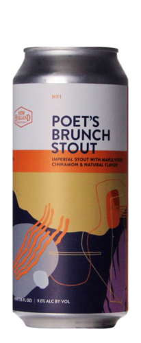 New Holland Poet's Brunch Stout (Brewer's Best Series)