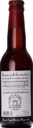 De Molen Bommen & Granaten Whiskey On Wine BA
