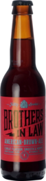 Brothers In Law American Brown Ale