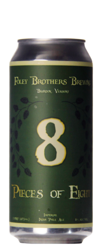 Foley Brothers Brewing Pieces of Eight