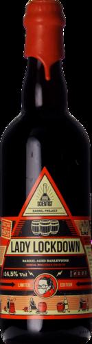 Mad Scientist Lady Lockdown Mezcal BA Barley Wine