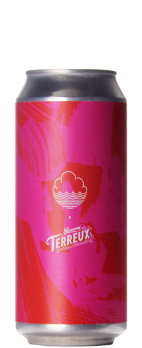 Cloudwater /The Bruery Terreux I Still Got It Raspberry Wild Ale