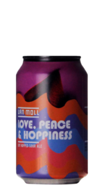 Van Moll Love Peace and Hoppiness