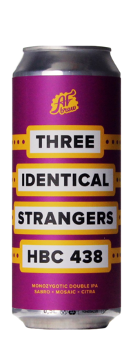 AF Brew Three Identical Strangers HBC-438