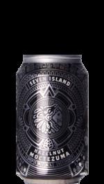 Seven Island Moctezuma Imperial Stout Hazelnut Version