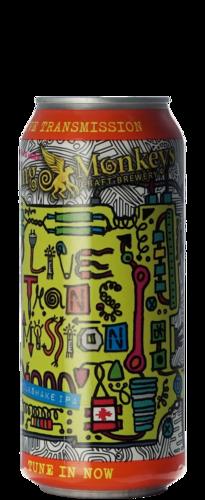 Flying Monkeys Live Transmission Milkshake IPA