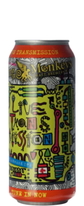 Flying Monkeys Live Transmission Milkshake IPA