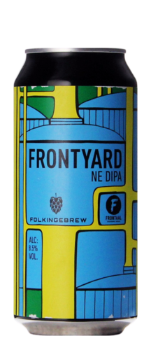 Frontaal / Folkingebrew Frontyard