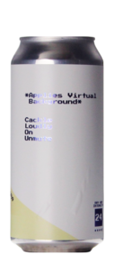 Cloudwater *Applies Virtual Background* (6th Birthday DIPA)