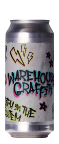 Burley Oak Warehouse Graffiti