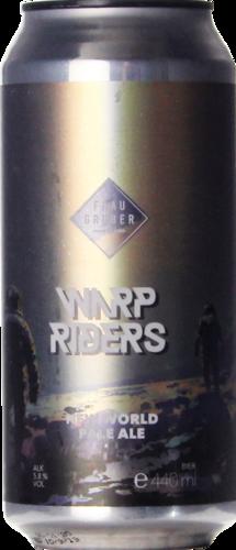 Frau Gruber Warp Riders