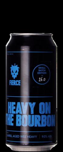 Fierce Beer Heavy On the Bourbon