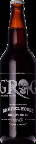 Barrelhouse Brewing Grog Rum BA