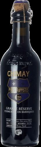 Chimay Grande Réserve Oak Aged 2018 Whisky 37,5cl