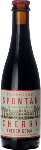 Mikkeller / Frederiksdal Spontancherry 2019 Barrel Aged Oak