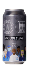 Gipsy Hill Buy The NHS A Pint: Double IPA
