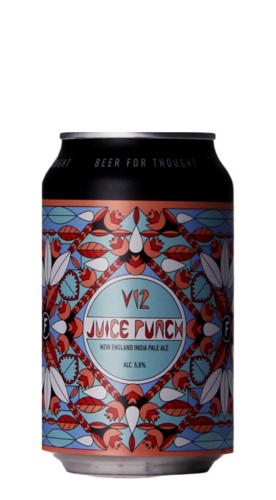 Frontaal Juice Punch V12
