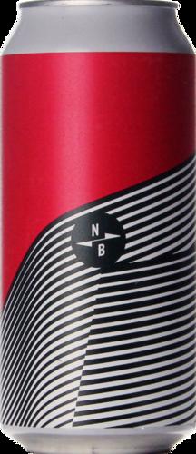 North Brewing Co. North X Van Moll IPA + Raspberry + Hibiscus