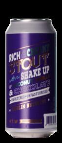 Rascals Rich & Creamy Milkshake Stout