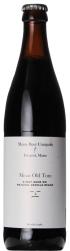 Maine Beer Company Mean Old Tom