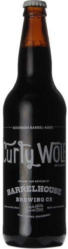 Barrelhouse Brewing Curly Wolf  Maple Vanilla Bourbon BA