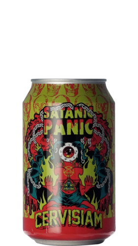 Cervisiam Satanic Panic