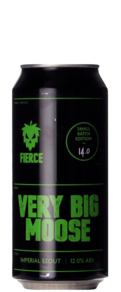 Fierce Beer / Brewdog Very Big Moose