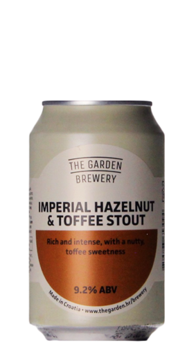 The Garden Imperial Toffee & Hazelnut Stout