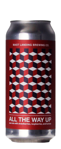 Mast Landing All The Way Up Strawberry / Raspberry