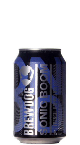 Brewdog Sonic Boom V4 - French-hopped IPA