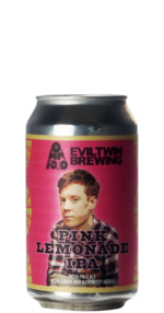 Evil Twin / Omnipollo Pink Lemonade IPA