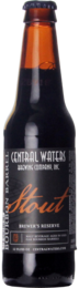 Central Waters Brewer's Reserve Bourbon Barrel Stout Vintage 2018