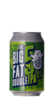 't Uiltje The Big Fat 5 Double IPA