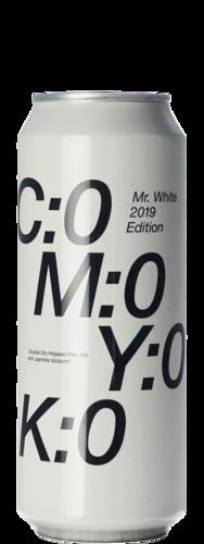 To Øl Mr. White 2019