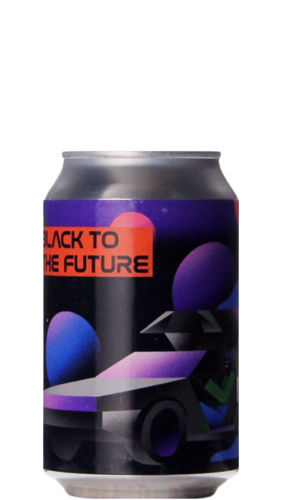 Dok Brewing Company Black To the Future