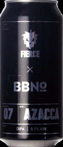 Fierce Beer Single Hop Project - 07 Azacca
