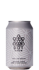 DOT Brew Cellar Series 2: BA Red Stout Blend (Rum/Port/Oloroso)