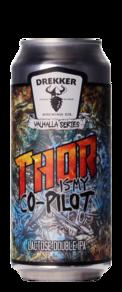 Drekker Brewing Co. Thor Is My Co-Pilot