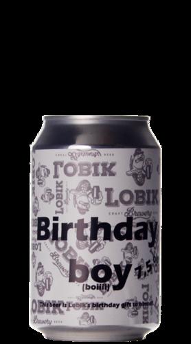 Lobik Birthday Boy