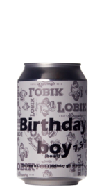 Lobik Birthday Boy