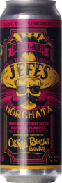 Oskar Blues Jefe's Horchata Barrel-Aged Imperial Stout