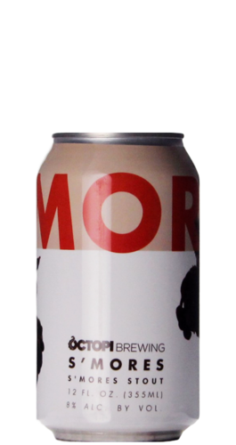 Octopi Brewing S'mores Stout