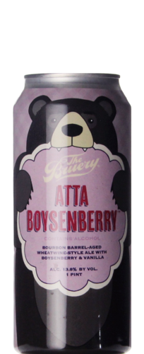 The Bruery Atta Boysenberry