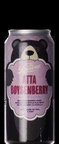 The Bruery Atta Boysenberry