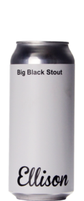 Ellison Brewery Big Black Stout