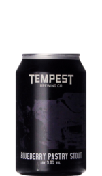 Tempest Blueberry Pastry Stout